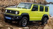 Jeepeo para toda la familia: Suzuki quiere un Jimny de cinco puertas