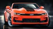 El nuevo Yenko Camaro SC no es un muscle car, es un super muscle car