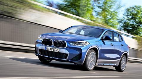 Nuevo BMW X2 híbrido: Bienvenido a la onda verde