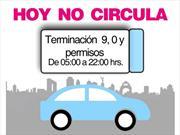 Autos con calcomanía azul son los menos afectados por las modificaciones al Hoy no Circula