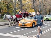 New York prohibe los automóviles en el Central Park