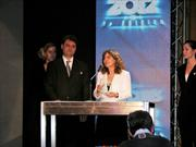 Bridgestone recibió un premio por su caravana solidaria