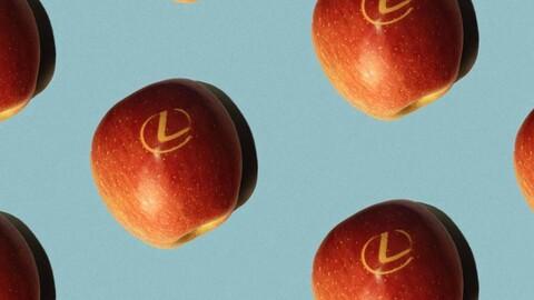 ¿Lexus también produce manzanas?