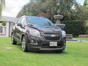 4 cosas nuevas del Chevrolet Trax 2015