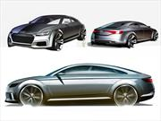 Audi TT Sportback Concept debuta