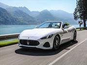 Maserati pone en venta en Chile el actualizado GranCabrio Sport