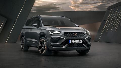 CUPRA Ateca 2021, más agresividad en el SUV deportivo