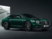 Bentley Continental GT Number 9 Edition by Mulliner: bólido para celebrar