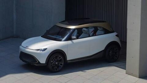 smart presenta a sus nuevos vehículos eléctricos