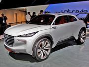 Hyundai Intrado Concept obtiene premio por su innovador diseño