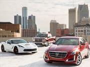 GM vende 9.7 millones de vehículos en 2013
