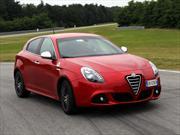 Alfa Romeo Giulietta Quadrifoglio Verde 2012 a prueba