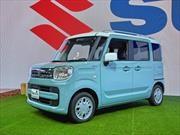 Tokio 2017: Spacia y Spacia Custom Concept, dos grandiosos kei cars  de Suzuki
