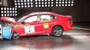 Volkswagen Vento se lleva la máxima calificación en Latin NCAP