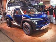Yamaha Cross Hub Concept es una pickup muy propositiva