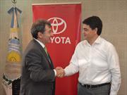 Toyota y el Municipio de Vicente López firman un acuerdo para promover la Educación Vial