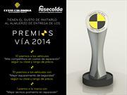 Llegan los Premios Vía 2014, Cesvi-Fasecolda