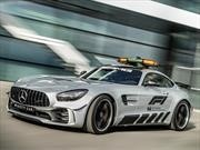 F1 2018: Mercedes-AMG GT R, un poderoso safety-car