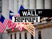 Ferrari busca conquistar Wall Street