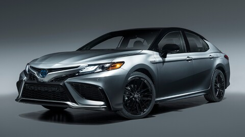 Toyota Camry 2021, opciones para todos los gustos