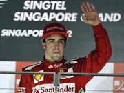 F1: Fernando Alonso fue elegido como el mejor piloto del año