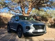 Así es el nuevo Hyundai Santa Fe que llegará a la Argentina