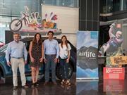 Derco y Airlife lanzan plan de prevención antes de vacaciones