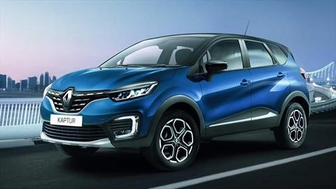 Renault Kaptur 2021 adelanta novedades para la Captur latinoamericana