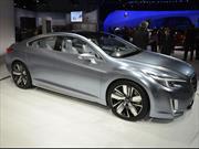 Subaru presenta el Legacy Concept en el Salón de Los Ángeles