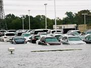 500.000 carros son destruidos por el huracán Harvey en EE.UU.