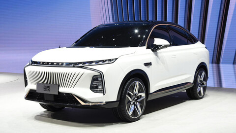 Roewe Jing Concept anticipa la nueva SUV global de MG
