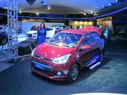 Hyundai Grand i10, se presenta