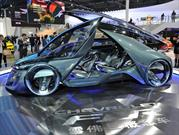 Chevrolet FNR Concept, prototipo de ciencia ficción