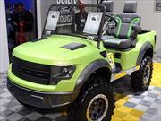 Ford Raptor SVT EV, para que los grandes vuelvan a creer en Papá Noel