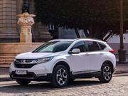 Honda vuelve por los híbridos con el CR-V Hybrid