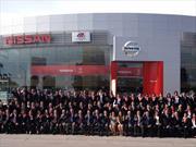 Nissan inaugura nueva agencia en Guanajuato