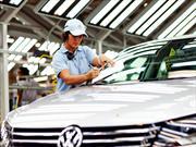 Volkswagen aumenta sus ventas mundiales un 3,7%