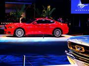 El Ford Mustang se presenta oficialmente en Argentina