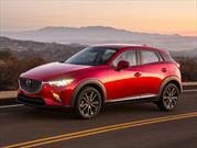 Mazda CX-3 2017 tiene un precio inicial de $19,960 dólares