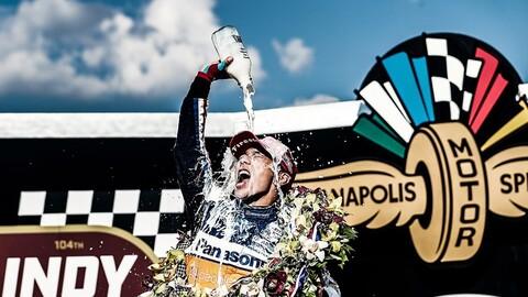 Takuma Sato hace historia al ganar las 500 Millas de Indianápolis 2020