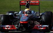 F1: McLaren domina en Monza