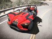Polaris Slingshot, el nuevo vehículo de tres ruedas