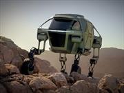 CES 2019: Hyundai Elevate Concept, un cuadrúpedo robotizado para emergencias