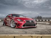 Lexus RC 350 F Sport por GordonTing y Beyond Marketing