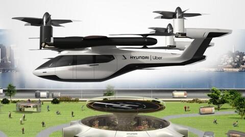 Hyundai y los taxis aéreos: La cosa va en serio