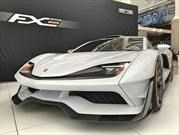 Aria FXE, un hypercar híbrido americano dispuesto a competirle a Ferrari, McLaren y Lamborghini