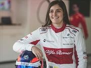 Tatiana Calderón es elegida como Piloto del Año