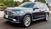 BMW X7 2020 a prueba, el serie 7 de las SUV