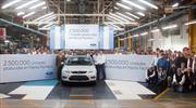 Ford alcanzó 2.5 millones de unidades producidas en Argentina