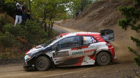 WRC 2021: Ogier queda listo para la octava
